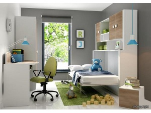 kinderschrankbett. Black Bedroom Furniture Sets. Home Design Ideas
