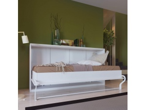 Folding wall  bed Size 90x200cm