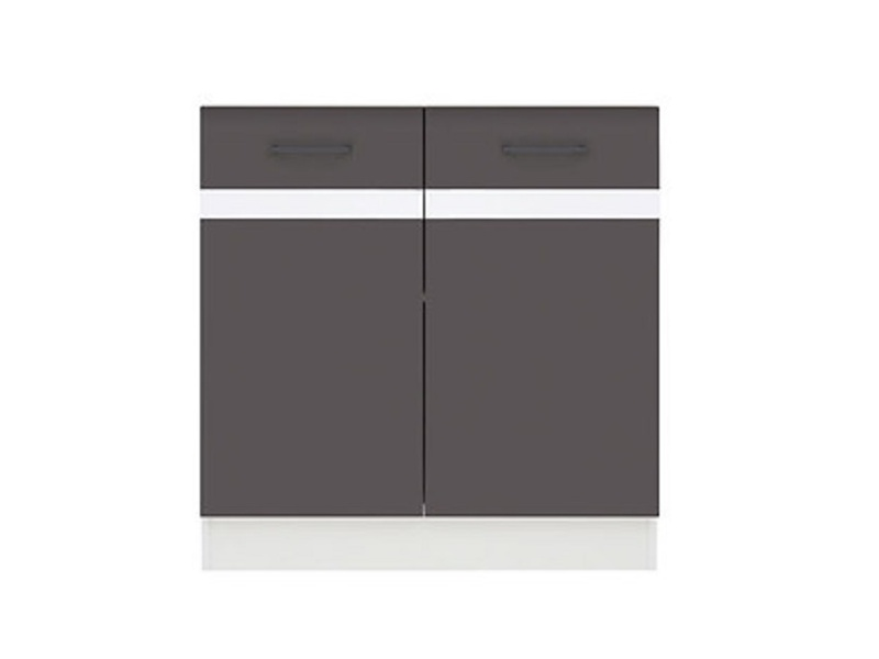 unterschrank 80 cm f r eine sp le junona line 88 95. Black Bedroom Furniture Sets. Home Design Ideas
