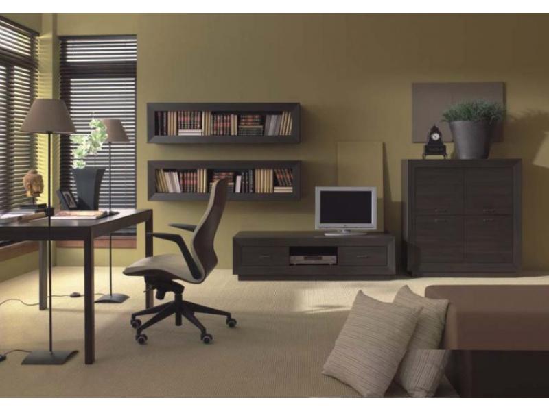 Farbenschönes modernes und kleines wohnzimmer aus der serie largo